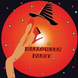 Picture For Halloween Royalty Free Stock Photo