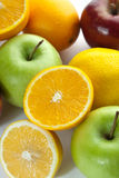 Picture of healthy fruits Royalty Free Stock Photography