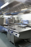 Picture of hotel kitchen Stock Images
