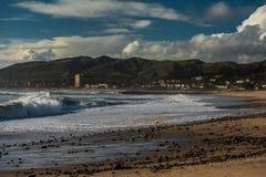 Walk on the Beach royalty free stock image