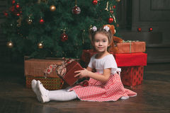 Picture of little cute girl royalty free stock photo