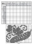 Picture logic puzzles. Japanese crossword, nonogram with solution for novices Stock Photos