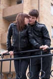 Picture of lovers couple Stock Photo