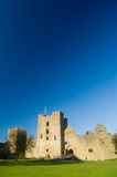 A picture of ludlow. Ludlow castle Royalty Free Stock Images