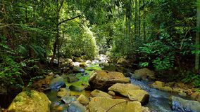 Beauty of sri lanaka maaduru oya. This is a picture of maaduru oya starting point. this is one of great and popular place in sri lanka royalty free stock photos
