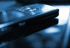 Picture of a mobile phone Stock Photography