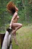 Picture of naked girl Royalty Free Stock Photos