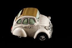 Car Statuette. Picture of an Old Classic Car Statuette stock image