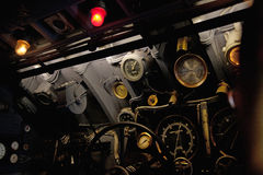 Picture of old machinery. Picture presenting an old machinery Royalty Free Stock Photo