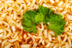 Picture of a pasta. stock images