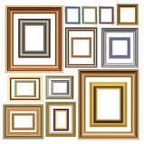 Picture photo frames Royalty Free Stock Image