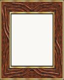 Picture or photo wooden frame royalty free illustration