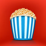 Picture of popcorn Royalty Free Stock Photography
