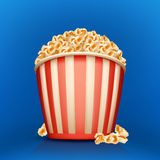 Picture of popcorn Royalty Free Stock Photos