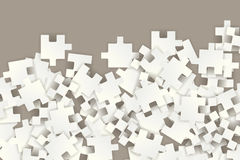 Picture of puzzle 04 Royalty Free Stock Image