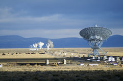 Picture of Radio Telescopes Stock Image