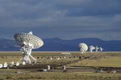 Picture of Radio Telescopes Stock Photo