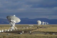 Picture of Radio Telescopes Stock Photo