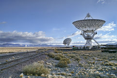 Picture of Radio Telescopes Stock Images