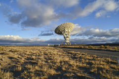 Picture of Radio Telescopes Royalty Free Stock Photos
