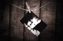 Picture Of Sad Boy Stock Photos