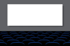 Picture of seats Royalty Free Stock Images