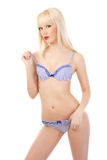 Picture of seductive women in sexy lingerie Royalty Free Stock Images