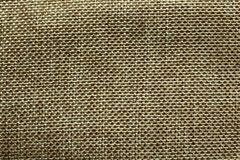 Brown jute background. The picture shows a brown jute background royalty free stock photography