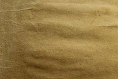 Brown paper background with a structure. The picture shows a brown paper background with a structure royalty free stock photos