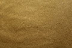 Brown paper background with a structure. The picture shows a brown paper background with a structure stock photography