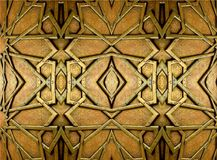 Oriental iron designs and ornaments. royalty free stock photos