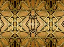 Oriental iron designs and ornaments. stock photos