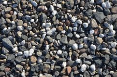 A stone texture zoomed. This picture shows a stone texture zoomed royalty free stock images