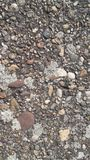 Stone and lichen royalty free stock images