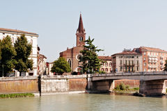 Verona , Italy Stock Photography