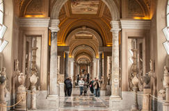 Vatican museum  Stock Photos