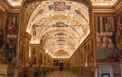 Vatican museum  Royalty Free Stock Image