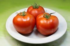 red tomato Royalty Free Stock Photo