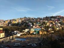 Guanajuato city royalty free stock photos