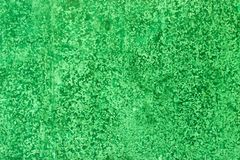 Bright light green abstraction on a metal sheet. Closer to the light green shades. Picture taken with a SLR camera. Paint on a metal sheet stock photos