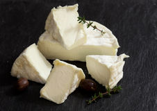 Picture of Traditional french cheese Royalty Free Stock Photo