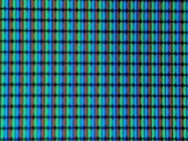 A picture of Tv screen pixels , royalty free stock photo