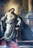 Picture of the Vatican Museum. Jesus Stock Photos
