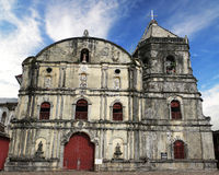 Old Church. Picture of an very old church in Asia Royalty Free Stock Images
