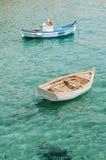 Picture View of Egadi Island Stock Photo