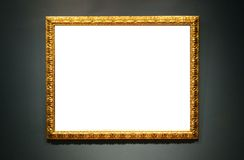 Picture on the wall. Royalty Free Stock Image