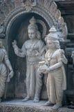 Statue in Batu Caves, Kuala Lumpur Royalty Free Stock Photos