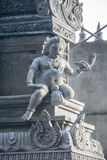 Statue in Batu Caves, Kuala Lumpur Royalty Free Stock Photography