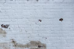 White wall - background royalty free stock photography