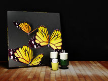 Free Picture With The Butterflies Stock Images - 41896804